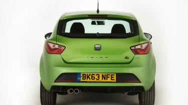 SEAT Ibiza used - full rear