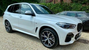 BMW X5 xDrive45e long termer 20