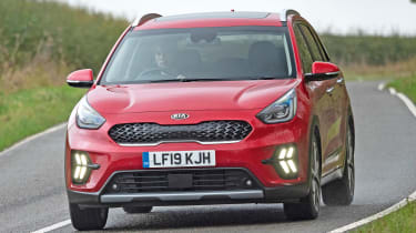 Kia Niro Hybrid - best hybrid cars to buy