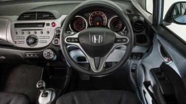 Used Honda Jazz - dash