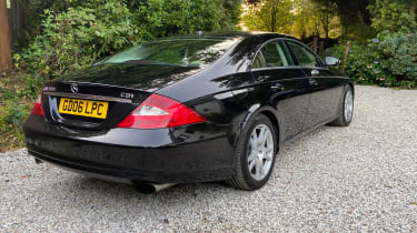 Auto Express: our cars - Mercedes CLS