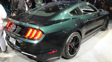 Ford Bullitt Mustang GT - Detroit rear