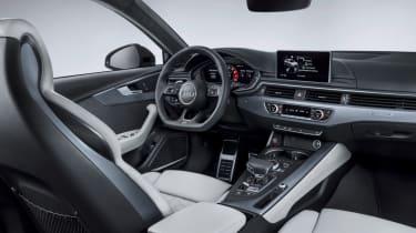 Audi RS4 2018 review - interior
