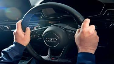 Road driving tips wheel