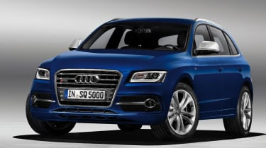 Audi S Q5 TDI