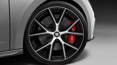 SEAT Leon ST Cupra Carbon Edition - alloy wheel