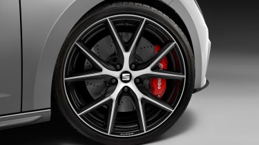SEAT Leon ST Cupra Carbon Edition - alloy wheel