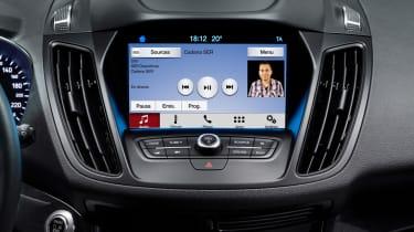 2016 Ford Kuga SUV - SYNC 3 2