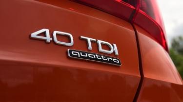 Audi Q3 - badge