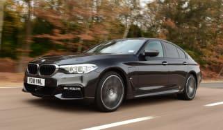 BMW 530e - front