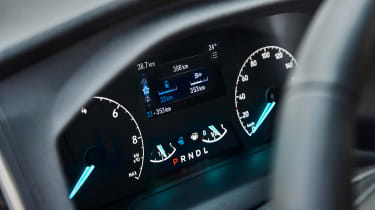 Ford Transit Custom PHEV - Instruments