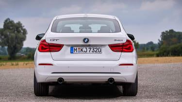 BMW 340i GT - full rear