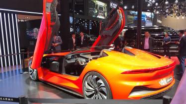 Karma SC1 Vision Concept - Shanghai rear