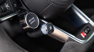 Audi R8 - drive mode