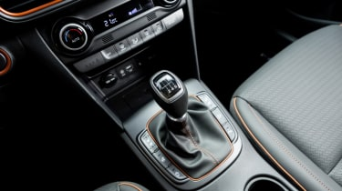 Hyundai Kona review - transmission