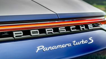 Porsche Panamera - interior