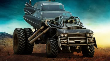 Mad Max: The Gigahorse