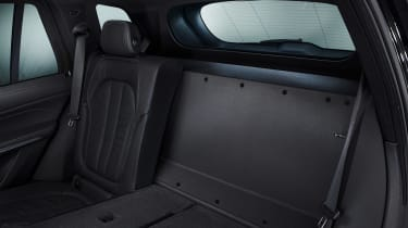 BMW X5 Protection VR6 - rear protection