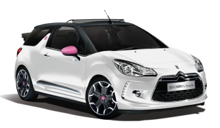 Citroen DS3 Cabrio DStyle by Benefit front