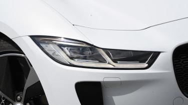 Jaguar I-Pace - headlight