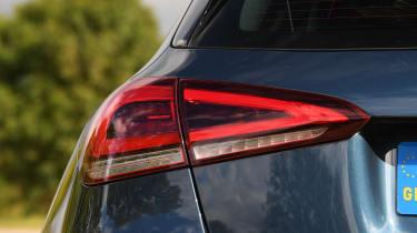 Mercedes A-Class - brake light
