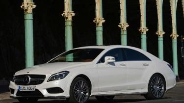 New Mercedes CLS 2014 static