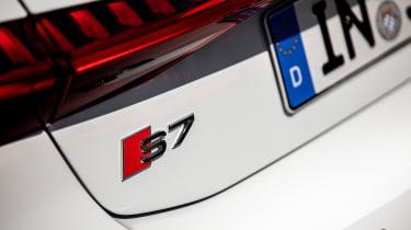 New Audi S7 Sportback - S7 badge
