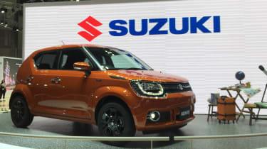 Suzuki Ignis at Tokyo