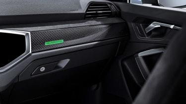 Audi RS Q3 Sportback - interior