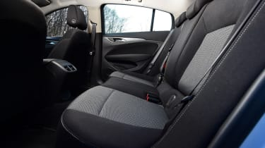 Vauxhall Insignia Grand Sport - back seats