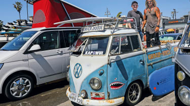 volkswagen type 2 pick-up