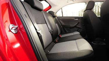 Used SEAT Toledo MK4 - rear seats