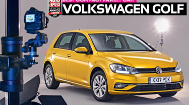 Compact Family Car of the Year 2017 - Volkswagen Golf