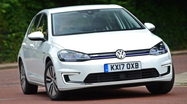 A to Z guide to electric cars - VW e-Golf