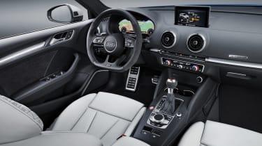 Audi RS3 Sportback 2017 - interior 2
