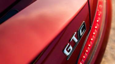 Mercedes-AMG GT C Roadster - GT C badge