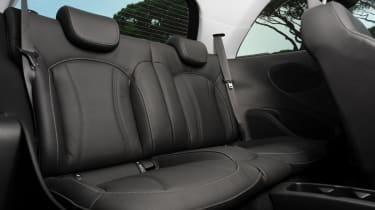 Vauxhall Adam 1.4 Jam rear seats
