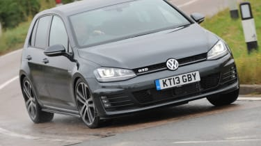 The Volkswagen Golf GTD aims to blend hot hatch performance with company-car-friendly efficiency.
