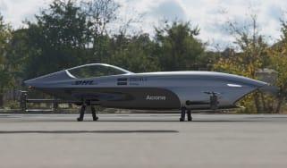 Airspeeder Mk3 - front