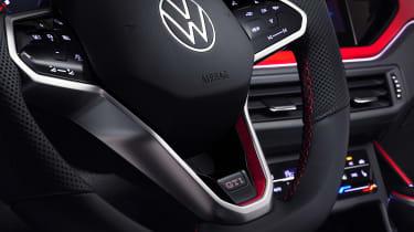 Volkswagen Polo GTI - steering wheel