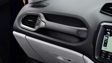 Jeep Renegade - interior trim