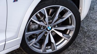 BMW X4 M40i - wheel
