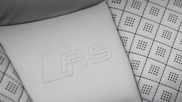 Audi RS3 long-term test review - seats