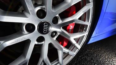 Audi R8 RWS - wheel detail