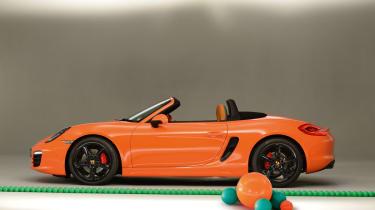 Porsche Boxster - best roadster