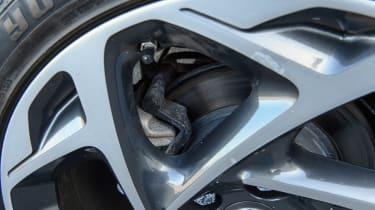 Used Vauxhall Insignia - wheel detail