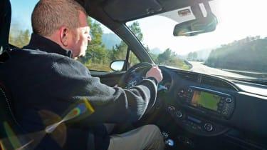 Toyota Yaris GRMN - Steve Sutcliffe