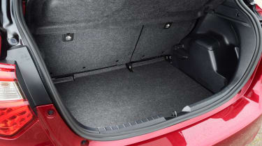 Used Toyota Yaris - boot