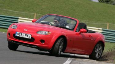 Mazda MX-5 Best for Handling