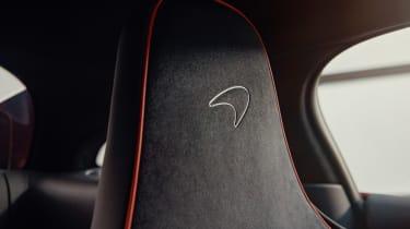 McLaren Artura - seat detail